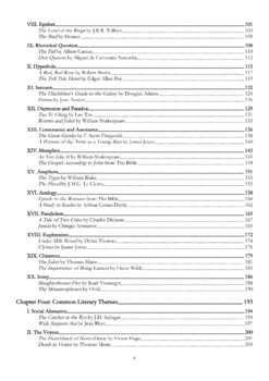 The Essentials of Literature: A Tutor's Guide