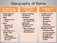 The Establishment of the Roman Republic