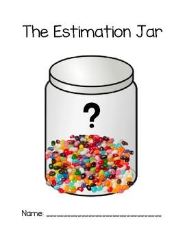The Estimation Jar Booklet By Ms Maneluk Teachers Pay Teachers