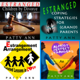 Family Estrangement 4 Pack Bundle: Heal Loss, Cope & Recover. TRUE STORY SERIES!