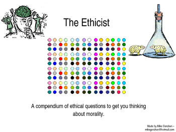 The Ethicist