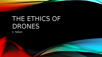 STEM: The Ethics of Drones