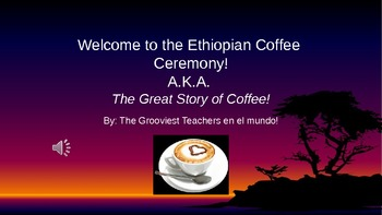 The Ethiopian Coffee Ceremony (African Culture)