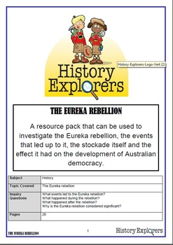 The Eureka Rebellion (Resource Pack)
