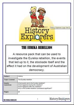 The Eureka Rebellion (Resource Pack)