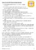 The Eureka Stockade Quiz - iDoceo Grade Scanner - Australian History