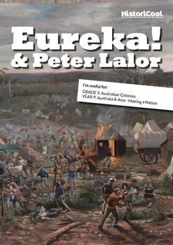 The Eureka Stockade Resource Bundle