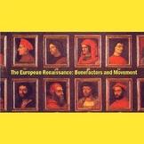 The European Renaissance: Lesson Plan
