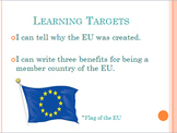 The European Union: How it Began and the Benefits it has!