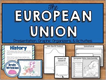 The European Union (SS6CG5b)