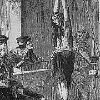 The European Witch Craze: lesson plan