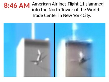 The Events of September 11, 2001