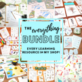 """The """"Everything"""" Bundle: every learning resource in my sho"""