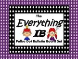 The Everything IB Polka Dot Bulletin Board Set