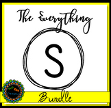 The Everything S Bundle for Articulation of S and S-Blends