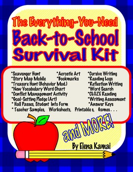 The Everything-You-Need Back-to-School Survival Kit