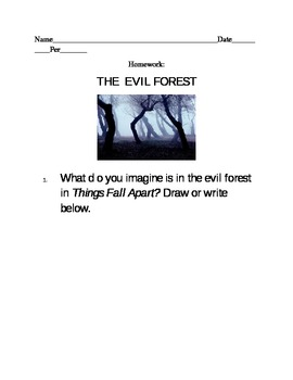 The Evil Forest in Things Fall Apart
