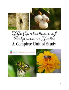 The Evolution of Calpurnia Tate: A Complete Unit of Study