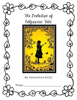 The Evolution of Calpurnia Tate, Guided Reading, Common-Co
