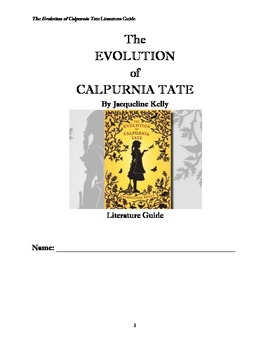 The Evolution of Calpurnia Tate Literature Guide
