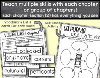 The Evolution of Calpurnia Tate Novel Study Guide