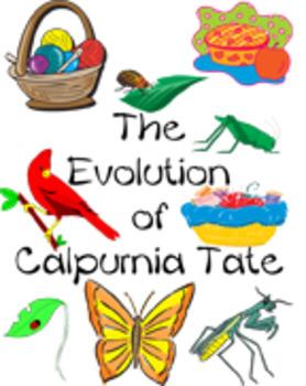 The Evolution of Calpurnia Tate  Reading Center