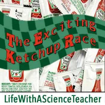 The Exciting Ketchup Race