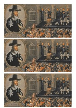 The Execution of Charles I Word Search