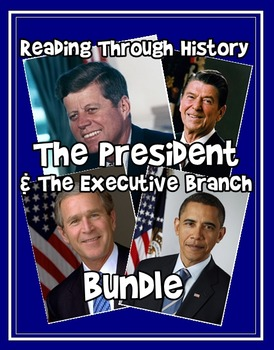 The Executive Branch Bundle