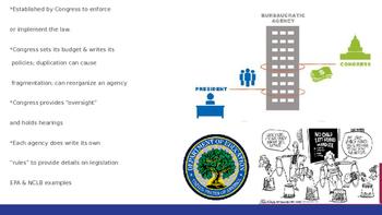 The Executive Branch - The Bureaucracy