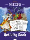 The Exodus Activity Book & Lesson Plans