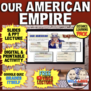 The Expanding American Empire Bundle