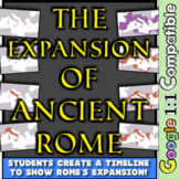Roman Republic and its Expansion! Time-lining the growth of Ancient Rome!