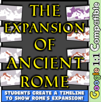 Roman Republic and its Expansion! Time-lining the growth o