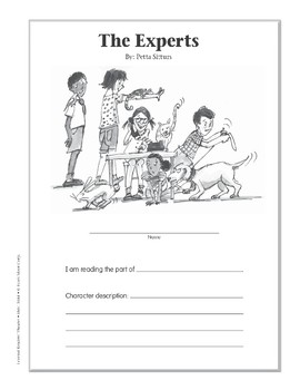 The Experts (Leveled Readers' Theater, Grade 4)