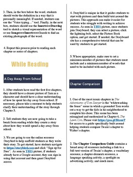 The Exploits of Sam Towery Novel Guide