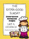 The Extra Good Sunday (Interactive Notebook)