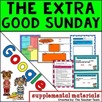 The Extra Good Sunday Journeys 3rd Grade Unit 3 Lesson 15 Google Drive Resource