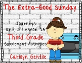 The Extra-Good Sunday Journeys Unit 3 Lesson 15 Third Grade Supp. Act.
