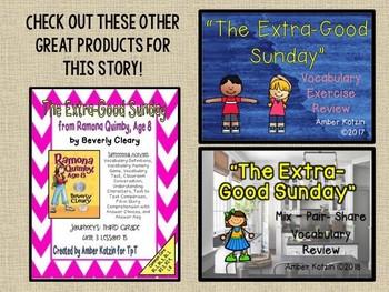 The Extra-Good Sunday: Virtual Evidence Bag Journeys 3rd Grade Lesson 15