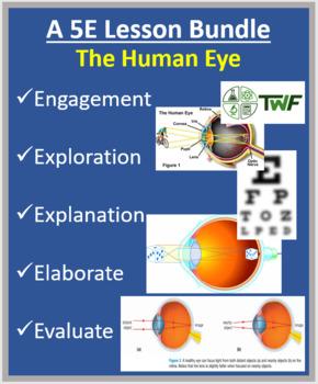 The Eye - Complete 5E Lesson Bundle