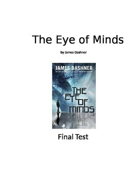 The Eye of Minds James Dashner Final Test
