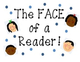 The FACE of a Reader Poster (Daily 5-CAFE with a twist!)