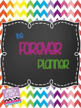The FOREVER Planner