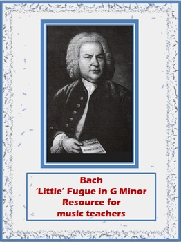The FUGUE: Bach's 'Little' Fugue in G Minor