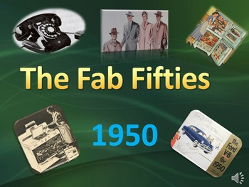 The Fab Fifties: 1950