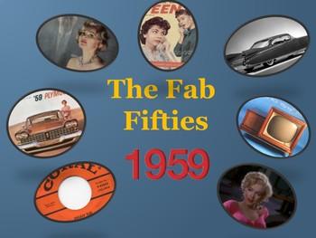 The Fab Fifties: 1959