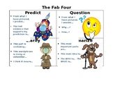 The Fab Four- Reciprocal Teaching Comprehension Strategies