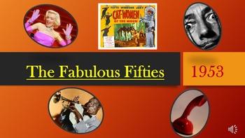 The Fabulous Fifties: 1953