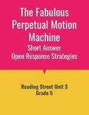 The Fabulous Perpetual Motion Machine (Reading Street 2011)